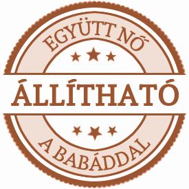 Állítható Hordozó - Együtt nő a Babáddal