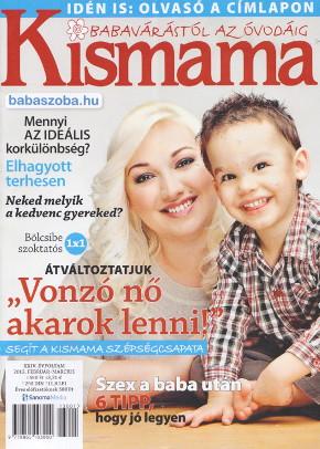 Kismama Magazin 2013 február