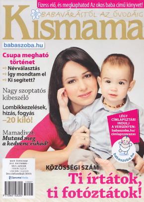 Kismama Magazin 2013 január