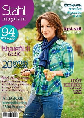 Stahl Magazin 2012 ősz